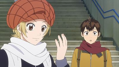 Eiichiro and Natsu
