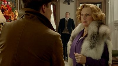 Sticky Wicket at Blandings