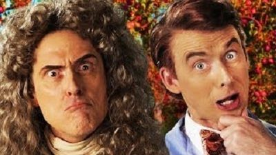 Sir Isaac Newton vs Bill Nye
