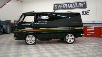 Tony's 1966 A100 Van