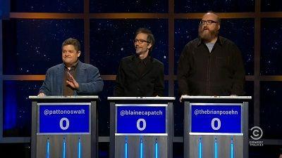 Patton Oswalt, Blaine Capatch, Brian Posehn