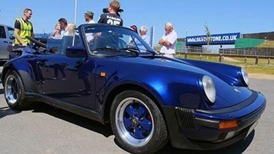 A Porsche Puzzle