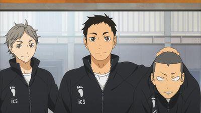 Karasuno High School Volleyball Club