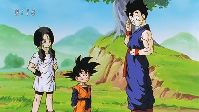 Gohan is the Teacher! Videl's Introduction to Flight