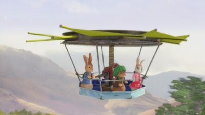 The Tale of the Flying Rabbits