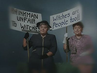 The Witches Are Out