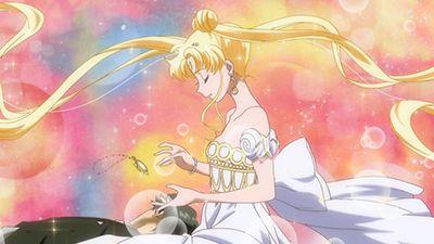 Act 9. Serenity ~Princess~