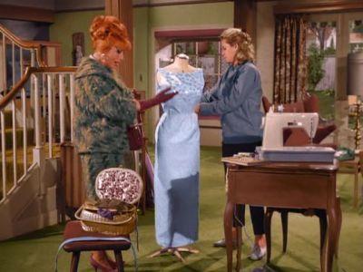 Samantha, The Dressmaker