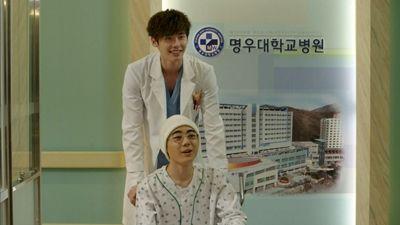Hoon and Jae Joon Working Side by Side