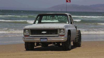 Muscle Truck vs. Baja Bug! 1974 Chevy C10 Battles Fred's Volkswagen Baja Bug