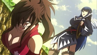 The Ninja of Passion, the Bloody Shinsengumi!
