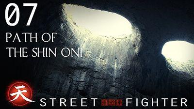 Path of the Shin Oni