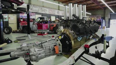 Hemi Buildup on a '55 Chevy Bel Air!