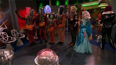 Eggs & Extraterrestrials