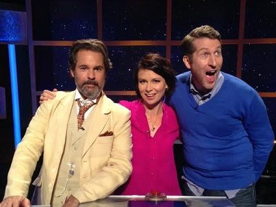 Paul F. Tompkins, Mary Lynn Rajskub, Scott Aukerman