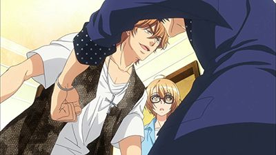 Love Stage - Men's Style