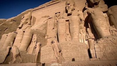 Monster Monuments