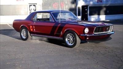 Mustang Memories