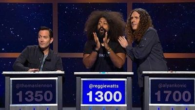 Tom Lennon, Reggie Watts, Weird Al Yankovic