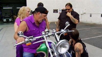 Sharon Rides Again