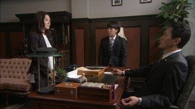 Misuzu prosecutor appeared! I will defend you