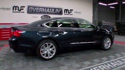 Ricky's New Impala