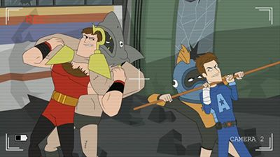The Awesomes Awesome Show