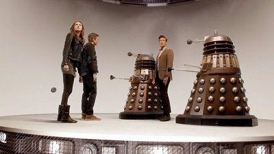 Life Cycle of a Dalek