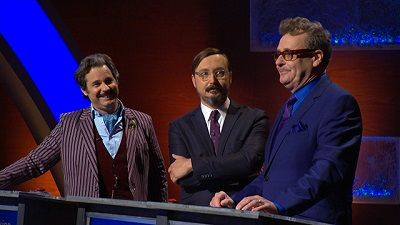 John Hodgman, Greg Proops, Paul F. Tompkins