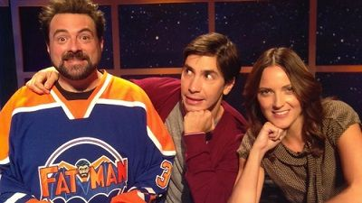 Kevin Smith, Justin Long, Jen Kirkman