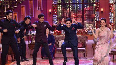 Shahrukh & Deepika - Happy New Year - Part 2 of 2