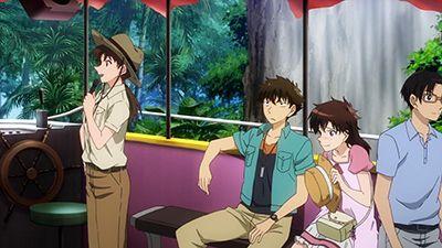 Kaito Kuroba's Busy Day Off