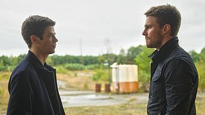 Flash vs. Arrow (1)