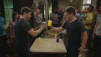 Flip Cup Twins