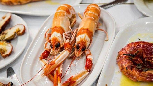 Lisbon: Snails, Sardines & Barnacles