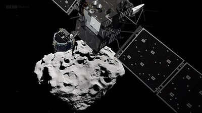 Rosetta: A Sky at Night Special