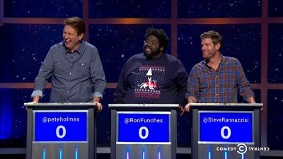 Pete Holmes, Ron Funches, Steve Rannazzisi