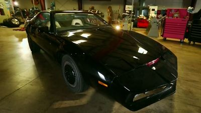 Don't Hassle the Hoff - Pontiac Trans Am (1)