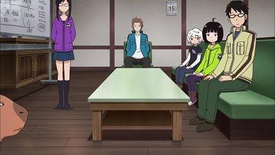A-Rank Agents of Tamakoma