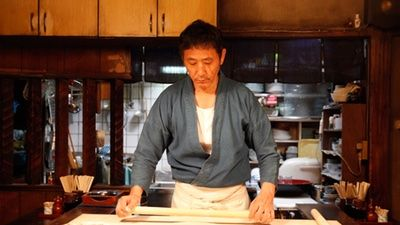 Toshikoshi Soba (New Year's Eve Soba Noodles)