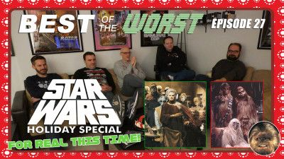 The Star Wars Holiday Special (Part 2)