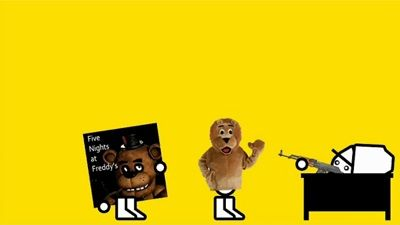 Five Nights at Freddys & This War of Mine