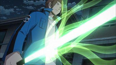 Black Trigger Wind Blade