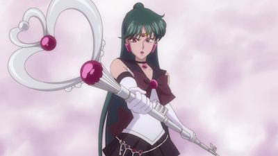 Act 19. Time Warp ~Sailor Pluto~