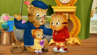 Daniel's Love Day Surprise