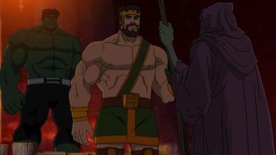 The Tale of Hercules