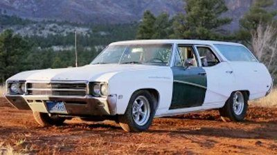 Winter Wagon Adventure: 1,000 Miles with a Few Missing Windows in a 1969 Buick