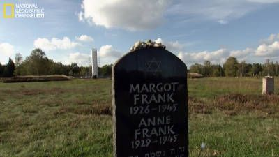 Anne Franks Holocaust: Final Days Of Anne Frank
