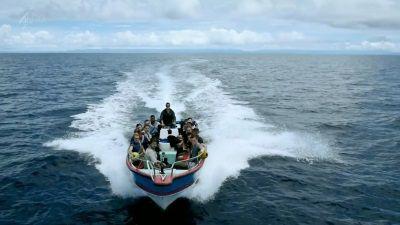 The Men's Island