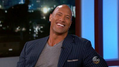 Dwayne Johnson, Rihanna, Music from Death Cab for Cutie